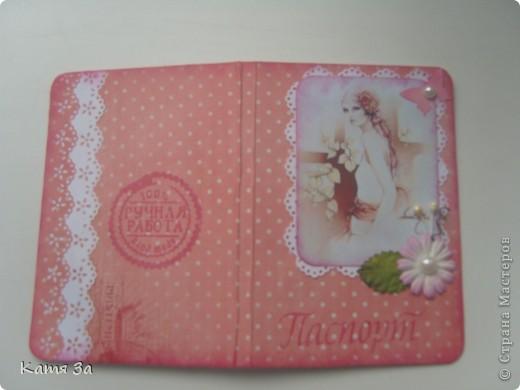 Здравствуйте, уважаемые жители Страны Мастеров! Сегодня я к Вам с очередной обложкой на паспорт :) Вдохновилась работами Даши Шороховой. :))) http://stranamasterov.ru/node/400539 фото 3