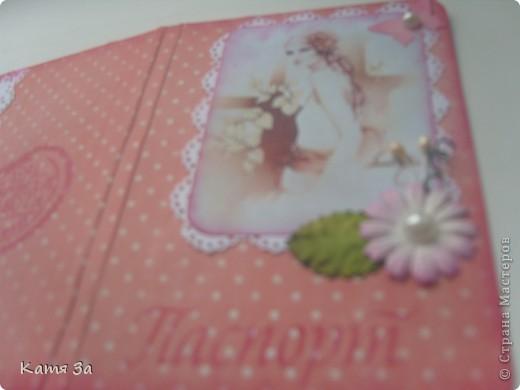 Здравствуйте, уважаемые жители Страны Мастеров! Сегодня я к Вам с очередной обложкой на паспорт :) Вдохновилась работами Даши Шороховой. :))) http://stranamasterov.ru/node/400539 фото 1
