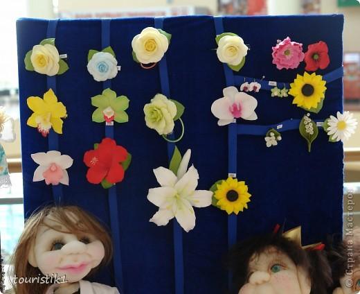 Сбылась голубая мечта (моя мини выставка) фото 1