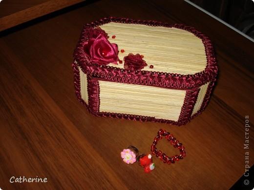 Шкатулка для племянницы по МК http://stranamasterov.ru/node/160882?c=favorite фото 1