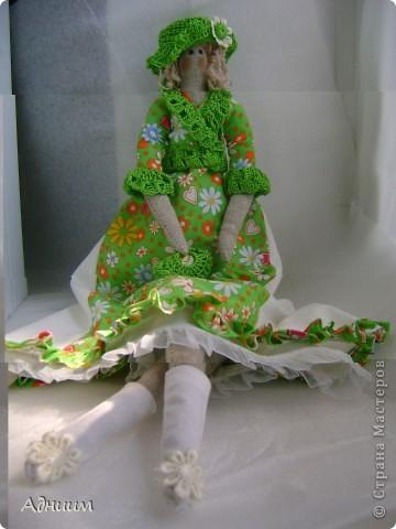 ...дама в сиреневой накидке.. фото 3