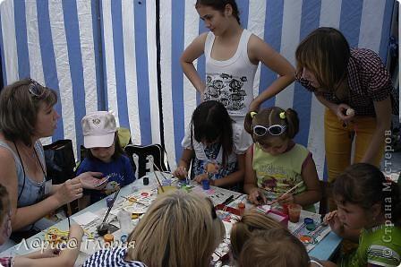 Отливки из гипса. Детям в студии очень нравиться их  разрисовывать. фото 2