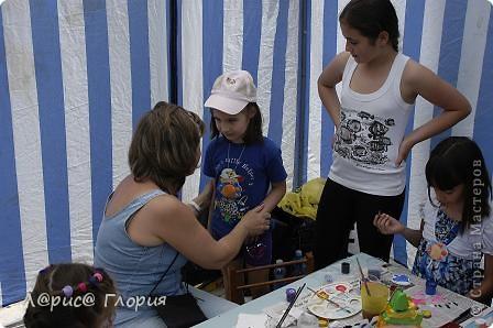 Отливки из гипса. Детям в студии очень нравиться их  разрисовывать. фото 3