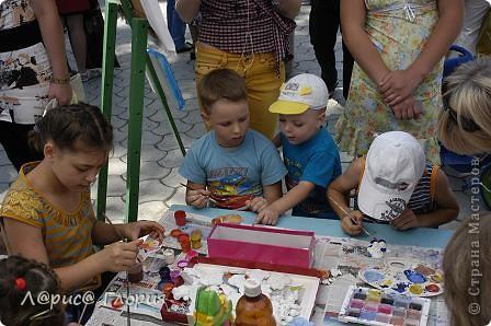 Отливки из гипса. Детям в студии очень нравиться их  разрисовывать. фото 4