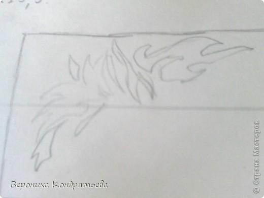 Я очень люблю волков и лошадей, а такие рисунки просто обажаю, вот решила нарисовать такую татуировку поэтапно. Приступим? Берем листок бумаги и рисуем на нем прямоугольник размером 24,5х15,5 см. Делим этот прямоугольник на горизонтальные полоски. расстояние между каждой полоской разное. 1 полоска- 3,2 см. 2 полоска- 3,6 см. 3 полоска- 3,6 см. 4 полоска- 3,3 см. 5 полоска.- 3,3 см. 6 плооска-2,7 см. 7 полоска- 4, 5 см. Нарисовали? Давайте двигаться дальше. фото 3
