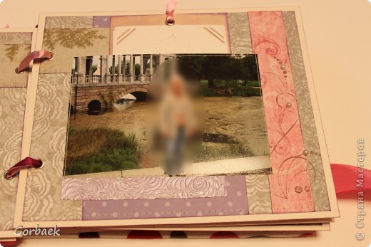 Альбом для девочки на ДР. Размер 16на20. Мягкая обложка. И коробка к нему. Вот некоторые странички. фото 6