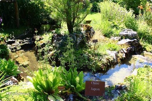 Вход в Ботанический сад Женевы фото 4