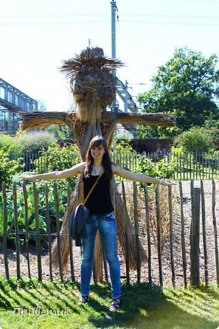 Вход в Ботанический сад Женевы фото 10