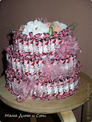 Вот такой вот тортик.  фото 1