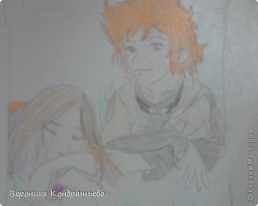 Рисунки анимешек