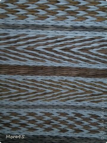 Здравствуйте, очень рада, что заглянули! Вот мои очередные плетенки, ничего особенного, но отчитаться нужно :).                                                                                 Плетенка 68   (26х45х77) фото 3
