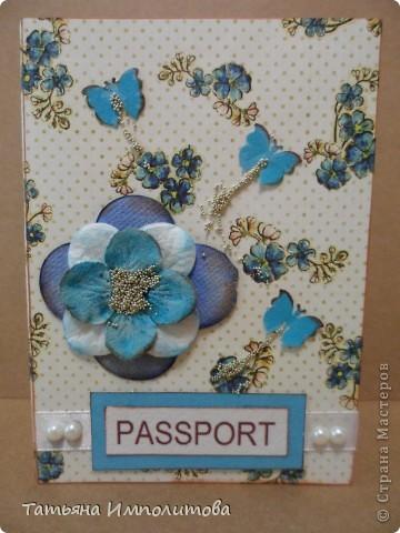 Обложки для паспорта. фото 2