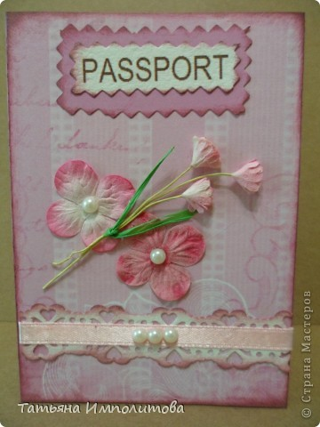 Обложки для паспорта. фото 4