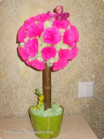 Цветочное дерево