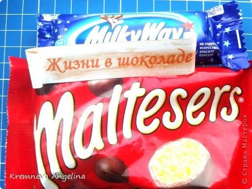 Тортик делали вместе с мамой на день рождения :) Идея http://stranamasterov.ru/node/363091?c=new фото 22