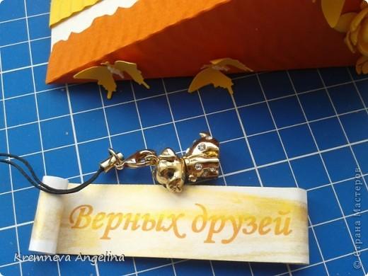 Тортик делали вместе с мамой на день рождения :) Идея http://stranamasterov.ru/node/363091?c=new фото 28