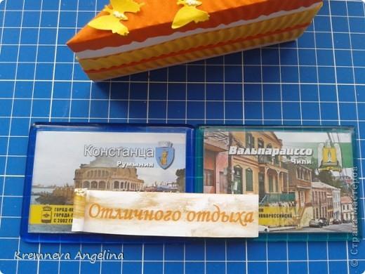 Тортик делали вместе с мамой на день рождения :) Идея http://stranamasterov.ru/node/363091?c=new фото 25