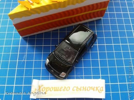 Тортик делали вместе с мамой на день рождения :) Идея http://stranamasterov.ru/node/363091?c=new фото 26