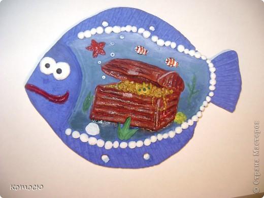 ну вот и готова моя рыбка - сокровища дна морского фото 4
