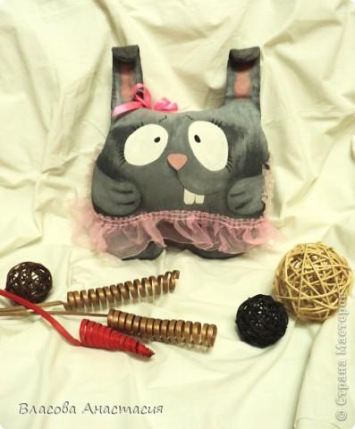 """Спасибо за вдохновление на пошив игрушек Оленьке """"Захария""""!А за идею по созданию моей Чуни,спасибо мастерице,у которой случайно наткнулась на ссылку http://konopyshka.blogspot.com/2010/11/blog-post_4391.html фото 1"""