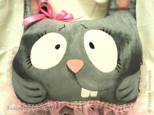 """Спасибо за вдохновление на пошив игрушек Оленьке """"Захария""""!А за идею по созданию моей Чуни,спасибо мастерице,у которой случайно наткнулась на ссылку http://konopyshka.blogspot.com/2010/11/blog-post_4391.html фото 4"""