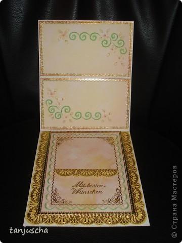 Всем здравствуйте. Сегодня хочу показать вам новые свадебные открытки которые делала на заказ.  Сразу хочу извениться перед всеми кому обещала сделать МК упаковочки. Обещаю МК будет но попозже . Сначала нужно разобраться с заказами фото 4