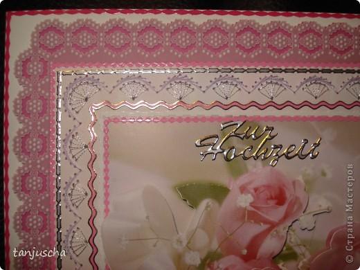 Всем здравствуйте. Сегодня хочу показать вам новые свадебные открытки которые делала на заказ.  Сразу хочу извениться перед всеми кому обещала сделать МК упаковочки. Обещаю МК будет но попозже . Сначала нужно разобраться с заказами фото 9