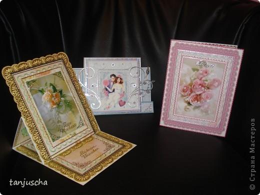 Всем здравствуйте. Сегодня хочу показать вам новые свадебные открытки которые делала на заказ.  Сразу хочу извениться перед всеми кому обещала сделать МК упаковочки. Обещаю МК будет но попозже . Сначала нужно разобраться с заказами фото 17