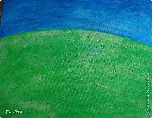 Эту веселую картинку рисовала на День Рождения племяшки.По мотивам иллюстраций Виктории Кирдий. Думаю,что кому-нибудь пригодятся мои этапы выполнения данной работы. фото 2