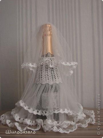 Вот такую парочку сделала в подарок подруге на 15летие свадьбы. Специально не смотрела никакие работы, никакие МК, чтоб наряды получились не похожие ни на какие другие! фото 5
