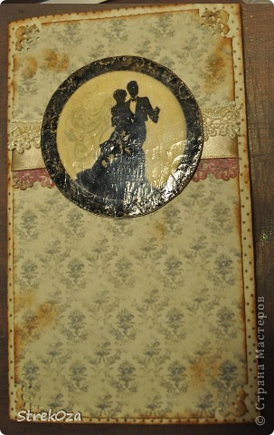 Август - месяц свадеб. Поэтому и открыточек много... в дальнейшем будет пополнение. фото 2