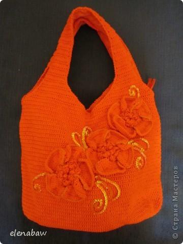 Вот такая сумочка связалась для сестры в комплект к юбке! МК сумки http://stranamasterov.ru/node/78633?c=favorite, спасибо Ирине-Голубке! фото 1
