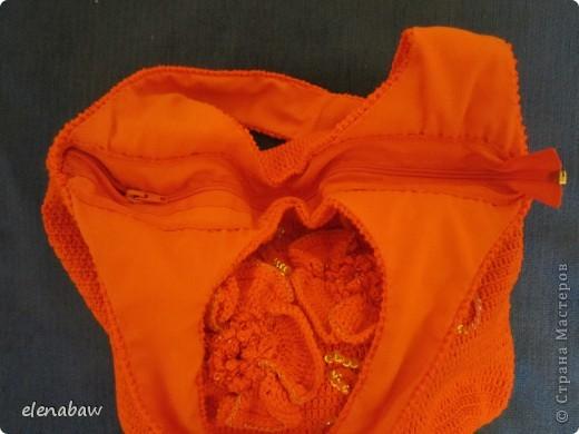 Вот такая сумочка связалась для сестры в комплект к юбке! МК сумки http://stranamasterov.ru/node/78633?c=favorite, спасибо Ирине-Голубке! фото 4