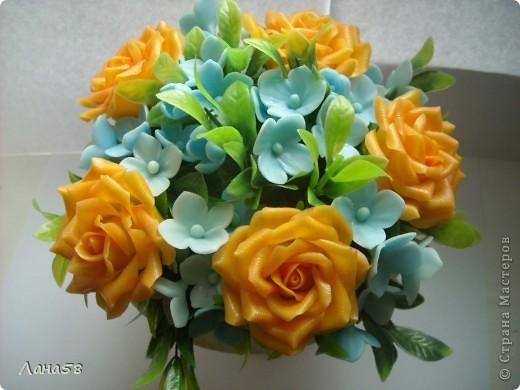 букет из хризантем фото 4