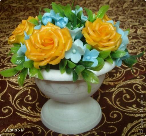 букет из хризантем фото 6