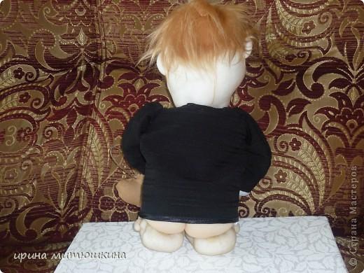 Попросили сделать кукол на подарок на свадьбу. фото 4