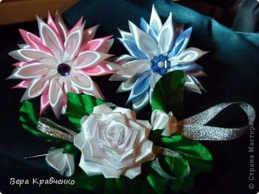 Вот такие цветочки сегодня получились!!! Целых.... два дня не надоедала я вам своими цветочками))))))) фото 1