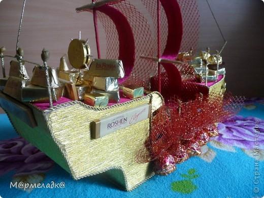 Здравствуйте, а вот и мои очередные кораблики...  фото 16