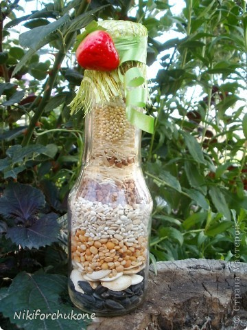 Такие бутылочки получились) фото 11
