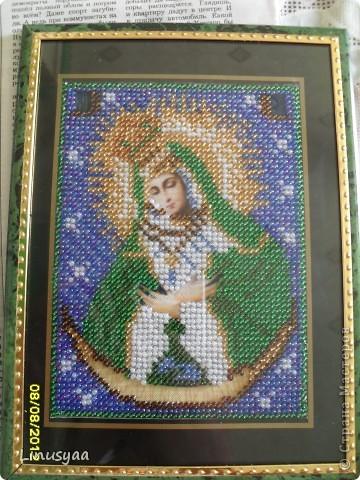 Богородица Остобрамская. фото 3