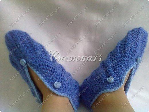 Ножки в тепле ) фото 5
