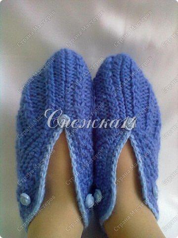 Ножки в тепле ) фото 1