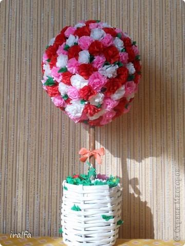 Это подарочек на годовщину свадьбы друзьям... Делала пару дней. фото 4