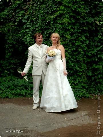 Состоялась таки моя свадьба!  Насмотрелась я тут на всякую красоту и тоже решила подготовиться, что из этого получилось - судить Вам! фото 1