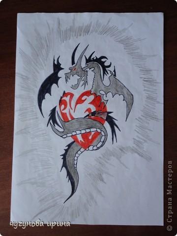 Мои рисунки. фото 6