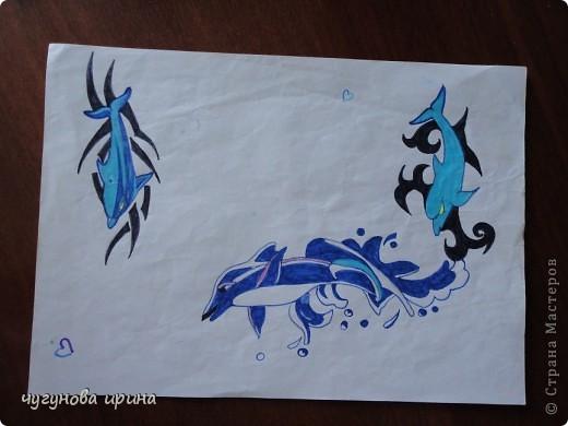 Мои рисунки. фото 8