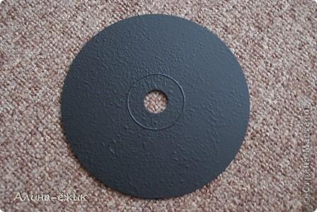 орнамент на CD диске фото 3