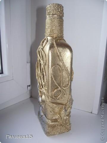 Вот наваяла бутылочек под винный напиток и под масло. давно хотела сделать африканскую и с оливками. УРА! я их сделала! фото 22