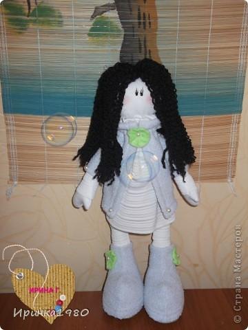 Наконец-то я сшила куклу. фото 1