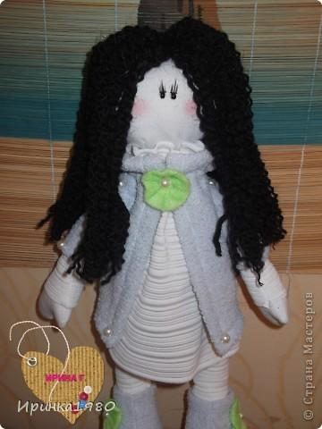 Наконец-то я сшила куклу. фото 2